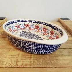 ポーランド陶器 • MANUFAKTURA • グラタン皿 31cm P98-MM01
