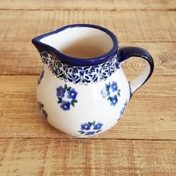 ポーランド陶器 • BOLESLAWIEC • クリーマー 180ml GU785-224A