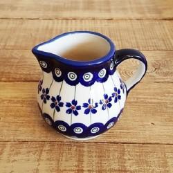 ポーランド陶器 • BOLESLAWIEC • クリーマー 180ml GU785-166A