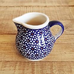 ポーランド陶器 • BOLESLAWIEC • クリーマー 180ml GU785-120