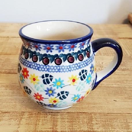 ポーリッシュポタリー Manufaktura ポーランドマグカップ 220ml K67-BL01