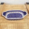 ポーリッシュポタリー (ポーランド食器) グラタン皿 25cm |GU1281-41