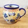 ポーリッシュポタリー (ポーランド食器)  ポーランドマグカップ 300ml |VENA 383-A007